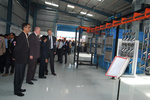 The Randack Fasteners India started the first in-house coating line