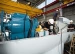 Germany - Siemens delivers 80 wind turbines for the DanTysk offshore wind power plant near Sylt