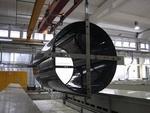 Neue Anlage zum Harteloxieren von Großteilen aus Aluminium