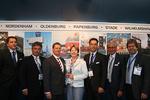 Seaports of Niedersachsen GmbH: Seaports of Niedersachsen überzeugen auf der transport logistic in München