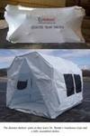 DR. SHRINK Inc.: DR. SHRINK PROVIDES DISASTER SHELTERS FOR TSUNAMI SURVIVORS