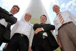 OSTWIND: Erster Windpark im Landkreis stößt in neue Leistungsklasse vor