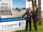 HUSUM WindEnergy und Global Wind Energy Council (GWEC) schließen Kooperationsvereinbarung bis 2014