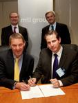 Chris Huhne talks Renewable Success at MTL Group