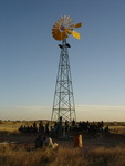 Molins de Vent TARRAGÓ: Wind energy for the reforestation project in Korientzé in Mali
