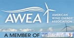 AWEA - Wind power now contribute about 3% of the total U.S. electricity