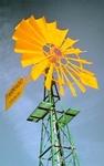 Molins de vent Tarragó: Windmills TARRAGÓ in Kazakhstan