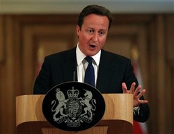 Prime Minister David Cameron believes the UK will remain the world's most attractive offshore wind turbines market for many years to come