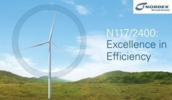 Nordex - Excellence in Efficiency!