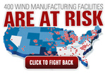 This week: AWEA - New website launched to 'SaveUSAWindJobs'