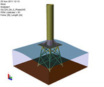 New DNV software for strength and fatigue analysis of offshore wind turbine structures