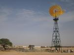 Weitere TARRAGÓ Windpumpen in Tifariti (Westsahara)