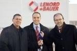 Neues Werk von Lenord + Bauer in Gladbeck bezugsfertig