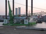 Thornton Bank: Erste 6-MW-Turbine für Offshore- Windpark installiert
