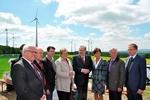 Windpark eröffnet: Hessen ernten sauberen Strom in Rheinland-Pfalz