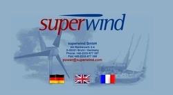 superwind GmbH - A Member of www.windfair.net