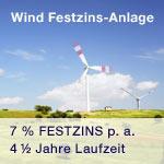 UDI UmweltDirektInvest-Beratungs GmbH: Windenergie FESTZINS-Anlage Deutschland II im Windmesse Newsletter
