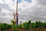 juwi Holding AG: Dank optimierter ATS-Technik gelingt der Turmaufbau jetzt in Windeseile