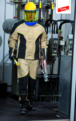 DEHNcare® – Arc-fault-tested protective equipment