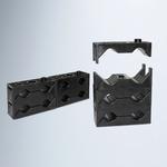 Ein Schellentyp für verschiedene Kabeldurchmesser