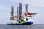 Die Taufe des neuen Kranhubschiffes INNOVATION ist ein Meilenstein für AREVA Wind