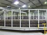 Kabeltrommeln für über 2000 Tonnen