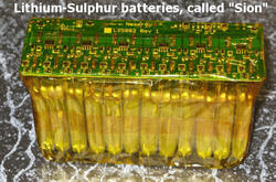Lithium Sulfur Batteries