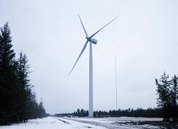 Company launches new 4-megawatt offshore wind turbine