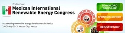 The 2nd Mexican International Renewable Energy Congress