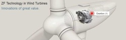 ZF Technology in Wind Turbines - Innovations of great value