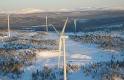 Cold climate wind energy showing huge potential