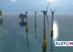 122 ECO wind turbines supplied by Alstom for Brazilian wind energy project