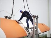 Focus on General Electric - New wind farm for Eastern Washington