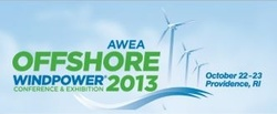 Exhibition Ticker - Offshore Wind Energy Industry to meet at the AWEA Offshore WINDPOWER Conference & Exhibition