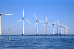 Offshore-Windenergie 2013 in Deutschland: Deutliches Wachstum trotz schwieriger Marktlage
