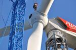 FWT bietet wirtschaftliches Konzept mit hohen Gittertürmen für Binnenland-Standorte