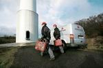 Service für Vestas®-Windpark mit 70 MW übernommen.