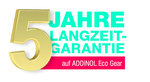 ADDINOL Eco Gear Getriebeöle halten länger und das mit Garantie