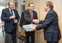 EWEA welcomes Siemens' Markus Tacke as its new chairman