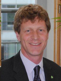 Oliver Thomas, Head of International Planning und Project Development/BBB