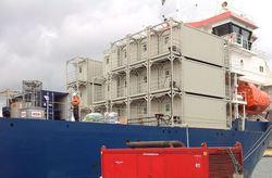 ELA Offshore-Anlagen sind speziell für die Anforderungen auf See konzipiert