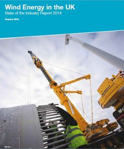 Wind Energy in the UK - State of the Industry Report 2014