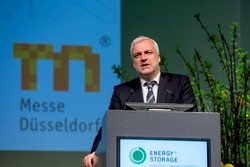 Copyright: U.Engers, Messe Düsseldorf, Energy Storage 2014