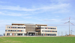 juwi-Firmenzentrale in Wörrstadt