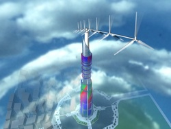 Future Vision of the Multi-Rotor Wind Turbine