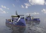 Siemens unterzeichnet Chartervertrag für zwei weitere Wind-Service-Schiffe