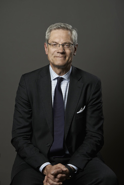Magnus Hall, President and Chief Executive Officer