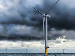 The Siemens G4 4MW 130 wind turbine
