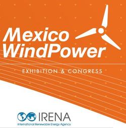 Mexico Windpower 2015