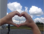 Help us promote wind power with #iheartwind